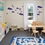Child Play Therapy Office At Ally Psych In Bucks County PA